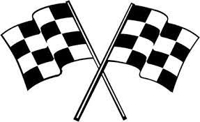 Amazon.com: Checkered Flag Racing Vinyl Graphic Car Truck Window Decal  Sticker #1 - Die Cut Vinyl Decal for Windows, Cars, Trucks, Tool Boxes,  laptops, MacBook - virtually Any Hard, Smooth Surface: Arts,